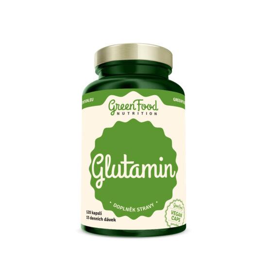 GreenFood Glutamin (120 kapszula)