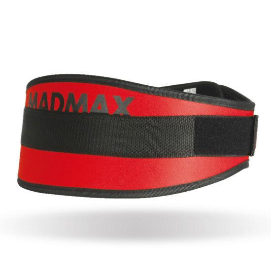 "MADMAX Simply the Best 6"" öv - piros"