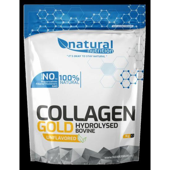 Natural Nutrition Collagen Gold (Marha kollagén por) (1kg)