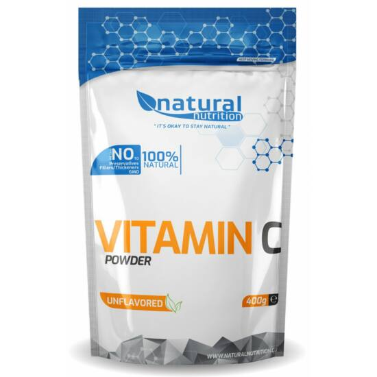 Natural Nutrition Vitamin C Powder (C-vitamin por) (1kg)