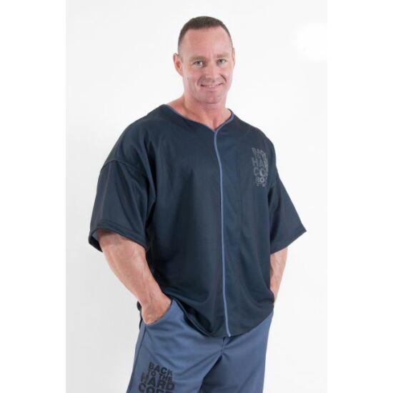 NEBBIA HardCore Jersey Shirt 305 (Fekete)