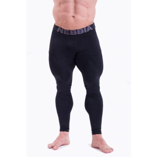 NEBBIA Férfi HardCore leggings 315 (Fekete)