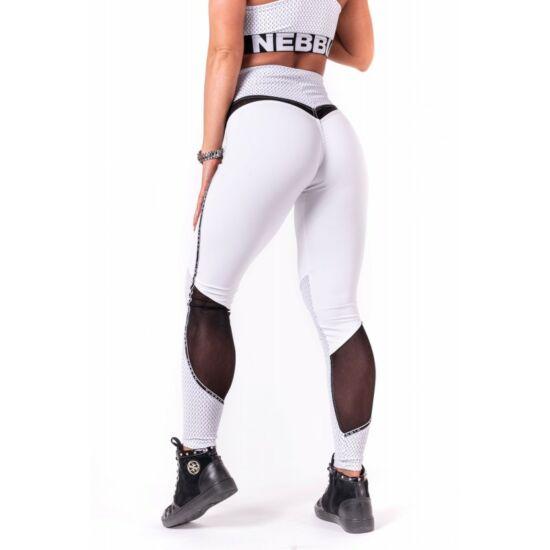 NEBBIA V-Butt női leggings 605 (Fehér)