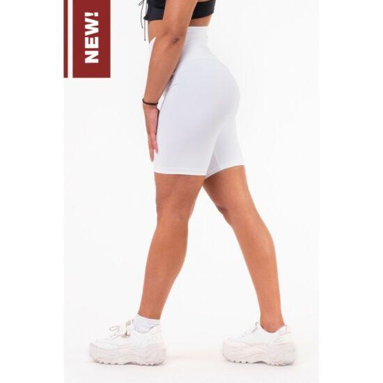 NEBBIA High waist Road Hero kerékpáros rövidnadrág 683 (Fehér)