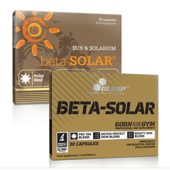 Olimp Beta-Solar (30 kapszula)