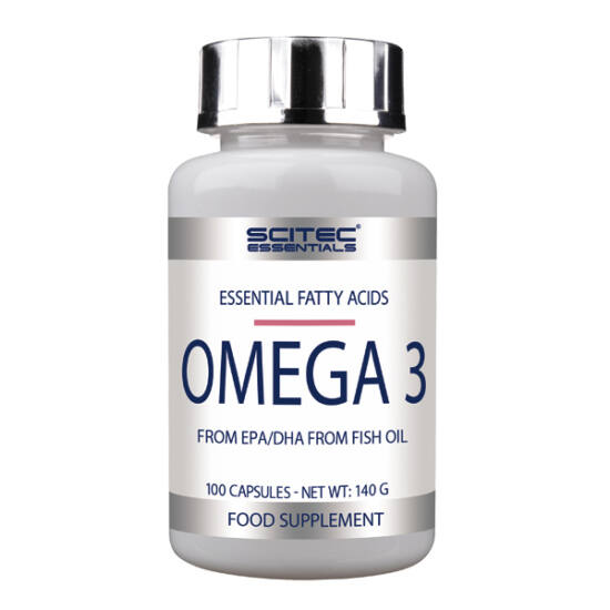 Scitec Nutrition Omega 3 (100 kapszula)