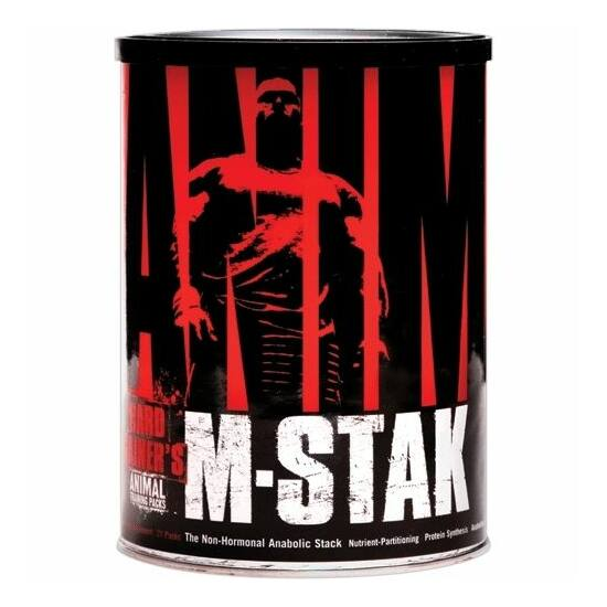 Animal M-Stak (21 csomag)