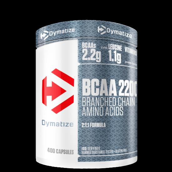 Dymatize BCAA 2200 (400 kapszula)