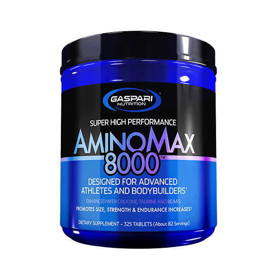 Gaspari AminoMax 8000 (325 tabletta)