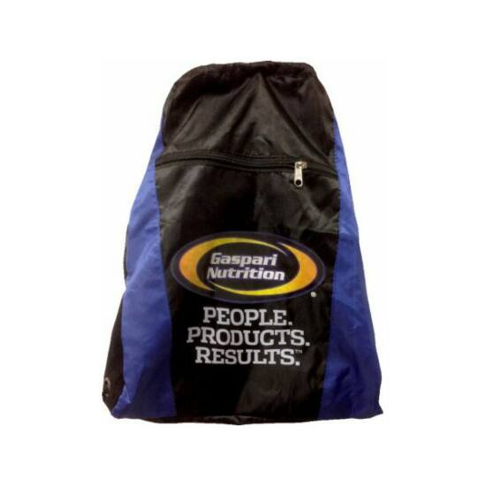 Gaspari Drawstring Bag (kék)