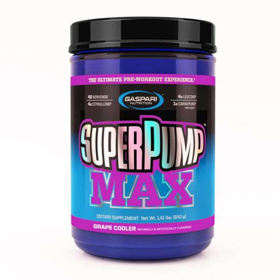 Gaspari SuperPump Max (640g) AKCIÓS!
