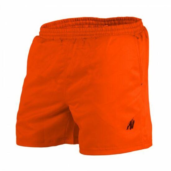 Gorilla Wear Miami Shorts rövidnadrág (neon narancssárga)