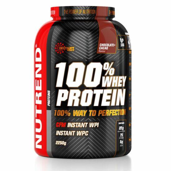 Nutrend 100% Whey Protein (2250g)