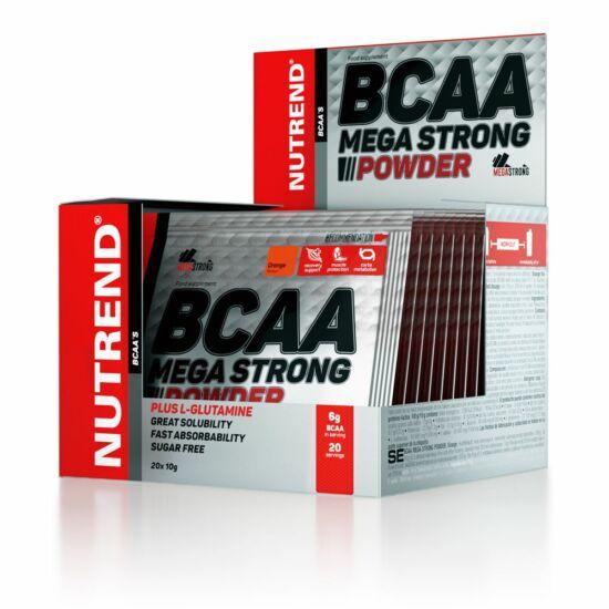 Nutrend BCAA Mega Strong (20 x 10g)