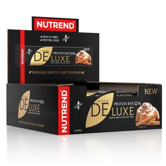 Nutrend Deluxe Protein Bar (12x60g)