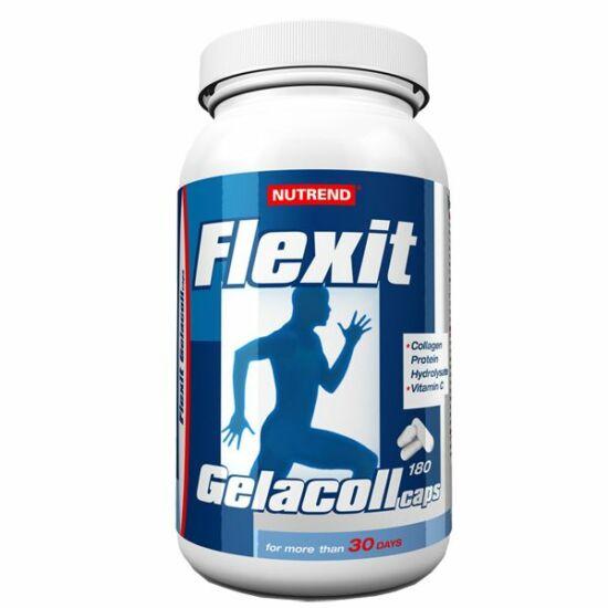 Nutrend Flexit Gelacoll (180 kapszula)