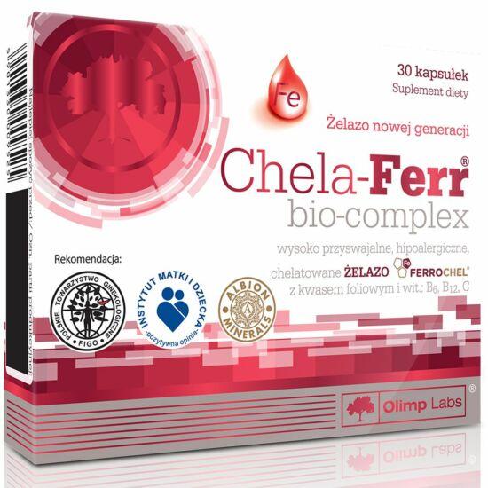 Olimp CHELA-FERR BIO-COMPLEX®  (30 kapszula)