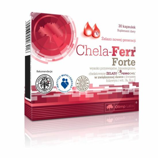 Olimp CHELA-FERR Forte®  (30 kapszula)