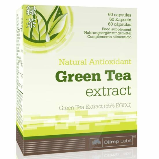 Olimp Green Tea Extract (60 kapszula)