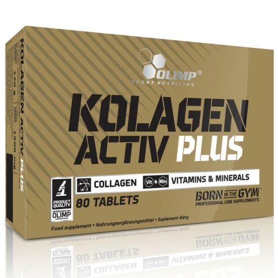 Olimp Kolagen Activ Plus (kollagen) (80 rágótabletta)