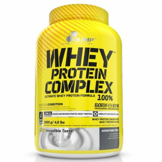 Olimp Whey Protein Complex 100% (1,8kg)