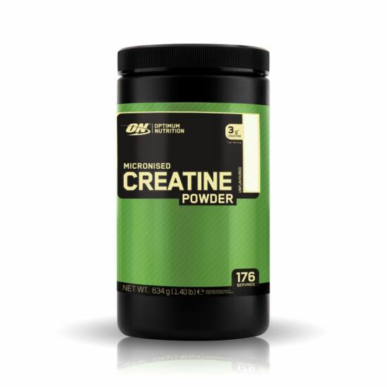Optimum Nutrition Creatine Powder (kreatin) (634g)