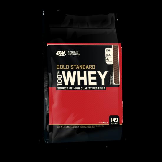 Optimum Nutrition ON Gold Standard 100% Whey (4,54kg) AKCIÓS!