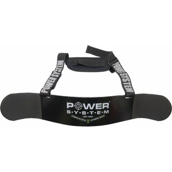 Power System Bicepsztámasz
