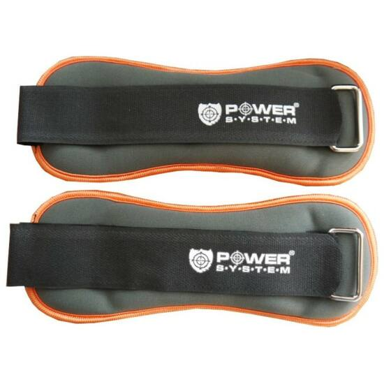 Power System Neoprén bokasúly (2 x 0,5kg)