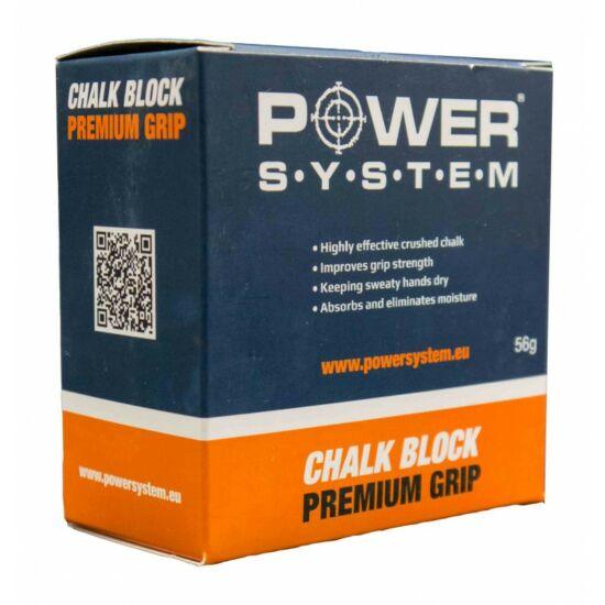 Power System Chalk Block magnézia kocka (56g)
