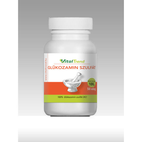 Vital Trend Glükozamin-szulfát por