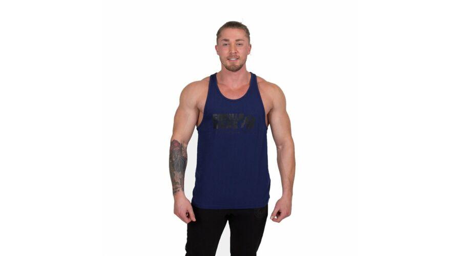 ab797ea0fb Gorilla Wear Classic Tank Top (kék) - Gorilla Wear - Tápkiegshop