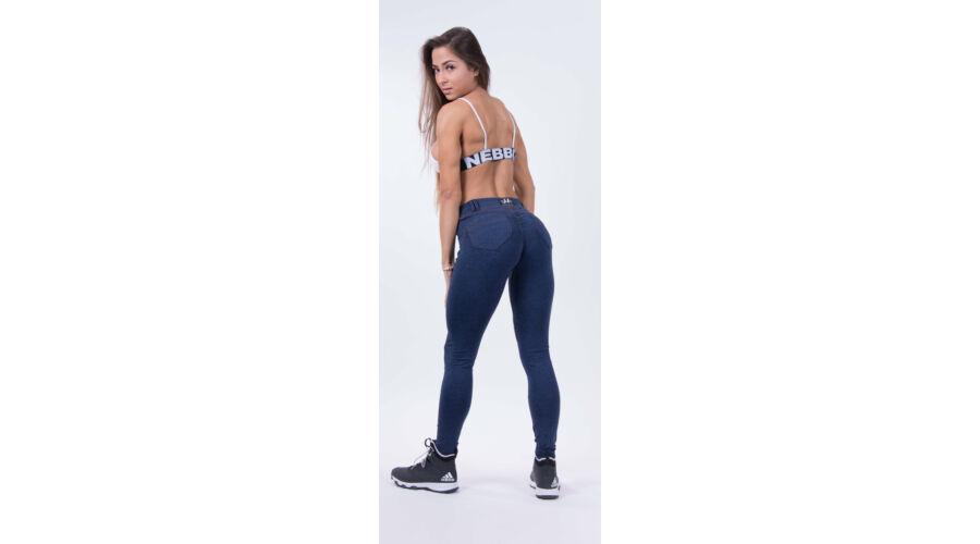ecf3b3529d NEBBIA Bubble Butt leggings 251 (Kék) - Nebbia sportruházat ...