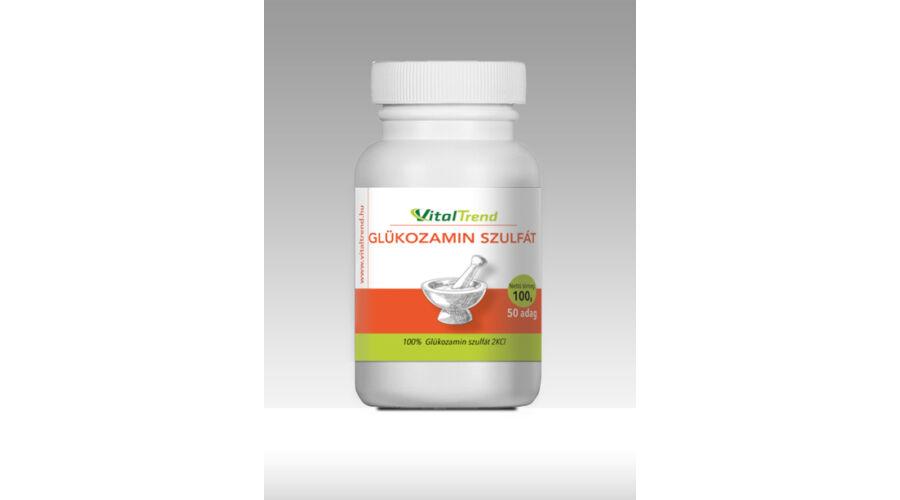 Glükozamin + Kondroitin + MSM komplex csipkebogyóval